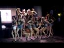 Miss Top Fire Общий танец_Spb_04.10.15