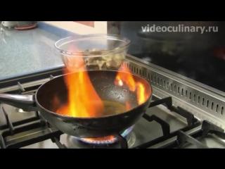 Рецепт - Печеночный паштет от http___videoculinary.ru