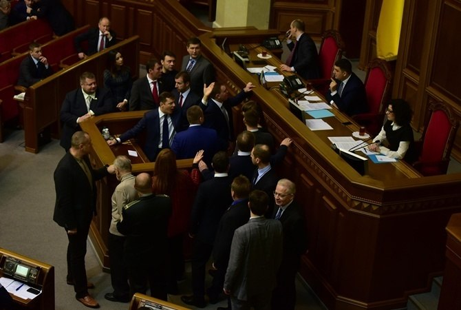 Законопроект Лабазюка не підтримують у парламенті