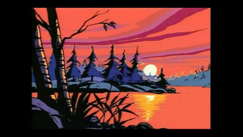 Байки Хранителя Склепа 1 сезон 4 серия / Tales from the Cryptkeeper 1x04 (1993 – 1999) Путь рыбаловства
