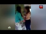 Подростки раздели, избили и попытались поджечь девочку