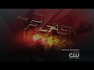 The Flash Inside The Man Who Saved Central City The CW