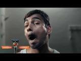 Gillette Fusion ProGlide FlexBall | «Лица» | Реклама Gillette