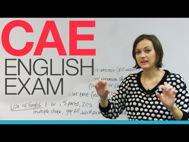 CAE Cambridge English Exam - All you need to know