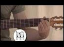 Cours de guitare Hasta siempre ( CHE GUEVARA) extrait DVD ghitare Canzone