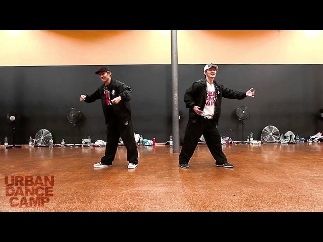 Turn Up The Music Chris Brown Hilty Bosch Choreography URBAN DANCE CAMP
