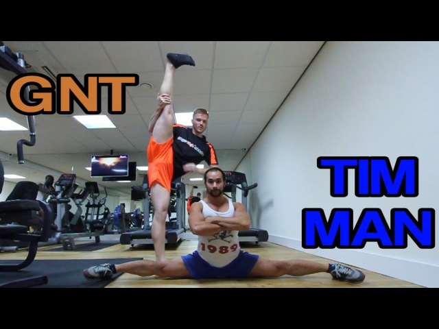 Tim Man GNT Martial Arts Sampler Kicks Flips