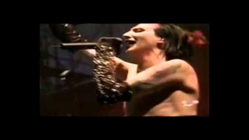 Marilyn Manson: Astonishing Panorama of the Endtimes (Live in Fukuoka, Japan) (1999)