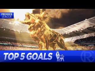 FOOTBALL CLUB - Barclays Premier League - Top 5 goals | Matchday 5