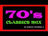 70's Disco Classics Mix 1 DJ Daniel Thomas G