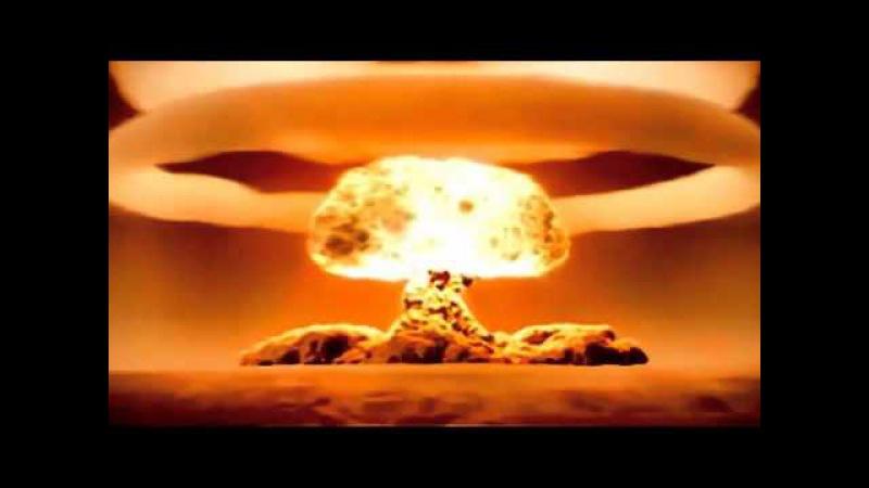 Взрыв атомной бомбы АН602