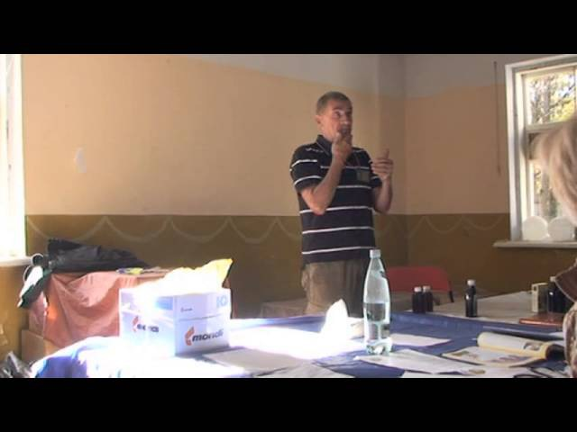 Будилов Сергей. О питании