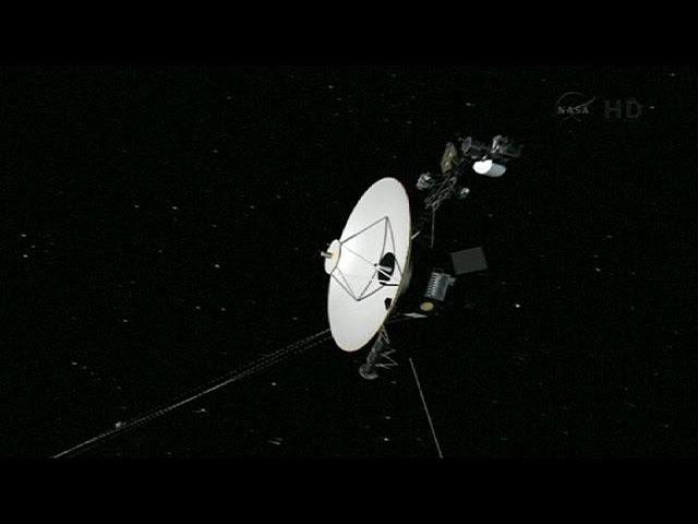 Теперь уже точно: Вояджер-1 - в межзвездном пространстве!