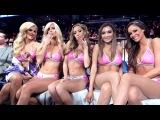 HBO Ward vs Rodriguez Ring Girls