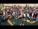 Открытый Воркаут Чемпионат на кубок Мэра г. Москва 2013 г. ( Владимир Садков - 1 выход )