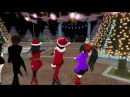 MMD Creppypasta Welcome To The Club (X-mas Especial)