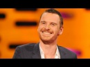 Michael Fassbender's Sound Effects - The Graham Norton Show - Series 12 Episode 15 Preview - BBC One