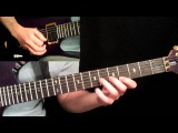 Steve Vai - Eugene's Trick Bag Close-Up Guitar Performance By Carl Brown