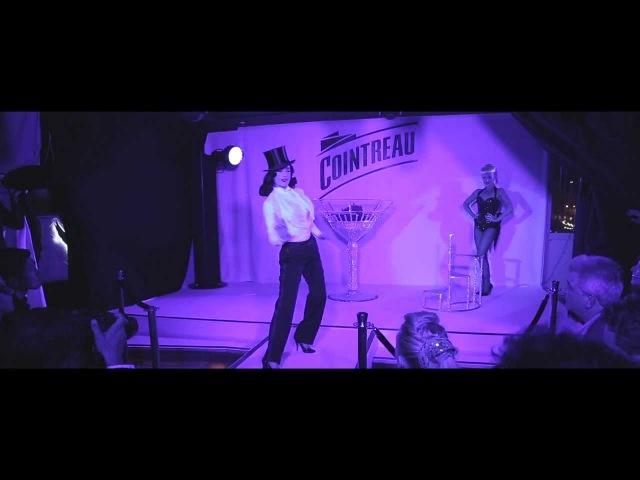 Дита Фон Тиз и Cointreau на Каннском кинофестивале 2013