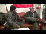 Donbass A heart to heart talk with a militiaman from Texas (Russell Bentley) on Ukraine