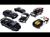 Cars for Kids: VIDEOS FOR CHILDREN with toy cars police. Машинки для детей!! Полицейские Машинки!!