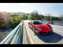 Ferrari 488 GTB supercar (2015) video review