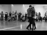 !Marc Brewer and Anna - Bucharest Kizomba Demo 1-38