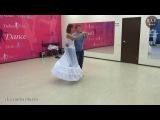 Мелденный свадебный танец. Очень красиво!!!
