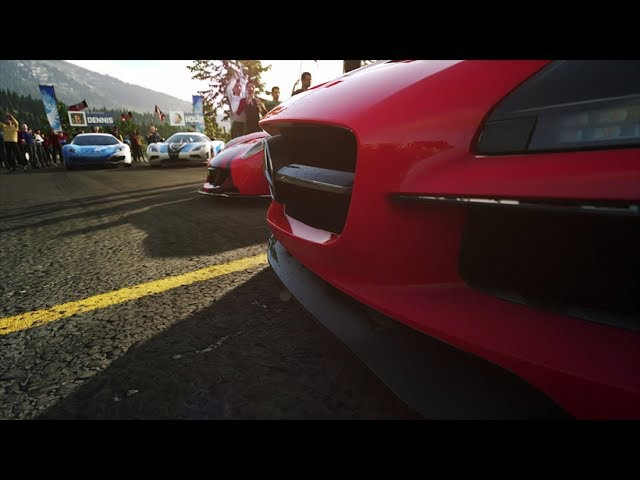 DRIVECLUB Release Date Trailer   Exclusive to PS4