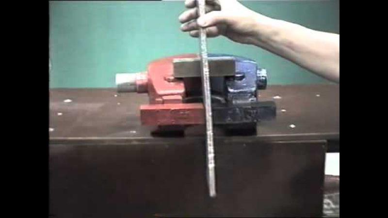 Движение алюминиевой полосы в магнитном поле токи Фуко от www.neodim.org