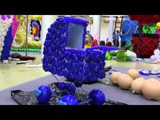 XV Московский Международный Фестиваль воздушных шаров