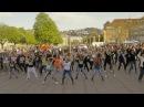 ZUMBA Flashmob Stuttgart Germany by TanzES MoveDanceSweat