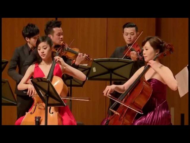 歐陽娜娜Nana Ou Yang 15 Antonio Vivaldi Concerto for 2 Cellos in G Major RV531