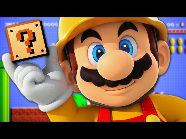 ITS A ME! | Super Mario Maker 1