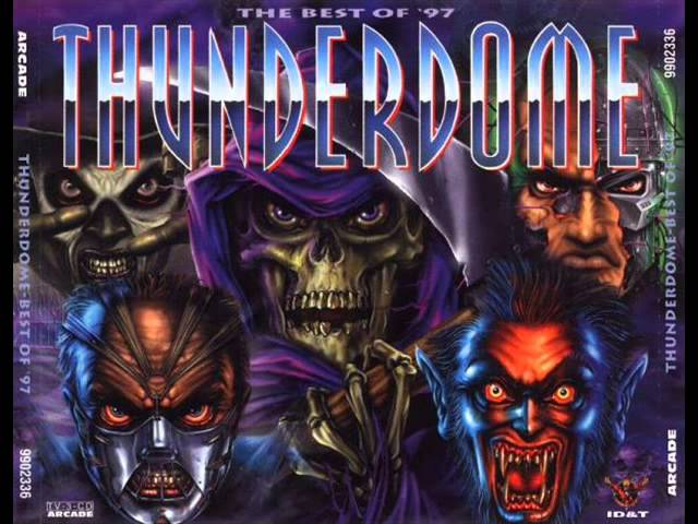 THUNDERDOME 97 BEST OF - Complete 219:26 Min Full Album (1997 HQ HD High Quality Dutch Gabber)
