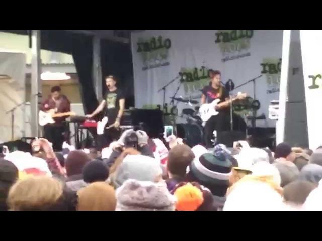 Walk The Moon - Anna Sun - Radio 104.5 Winter Jam - XFINITY Live - Philly