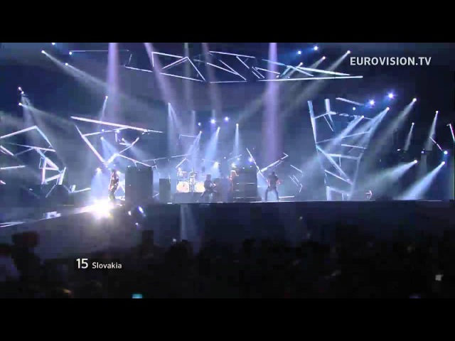 Max Jason Mai - Don't Close Your Eyes - Live - 2012 Eurovision Song Contest Semi Final 2