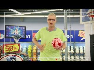 Страна в SHOPe: Сергей Светлаков - Реклама спортивного магазина (выпуск 6)