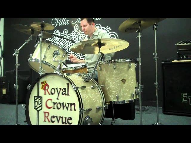 Drum Solo - Daniel Glass - Hey, Pachuco