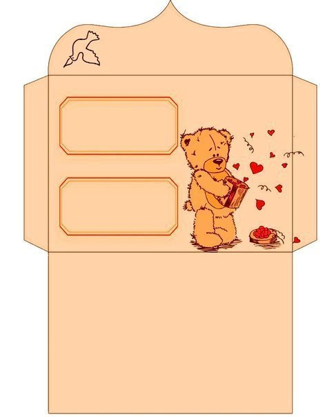 Moldes de sobres de amor para imprimir imagui for Sobres de goma eva