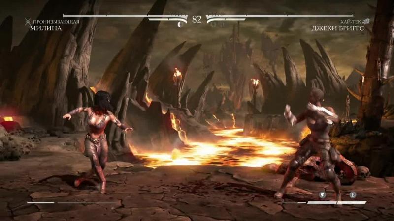 [MiniCon 2015 MKX] Kewdzo (Mileena) vs Flcl (Jacqui)