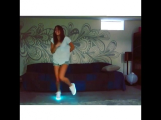 freestyle friday # DANCE️ got these sick shoes by ...
