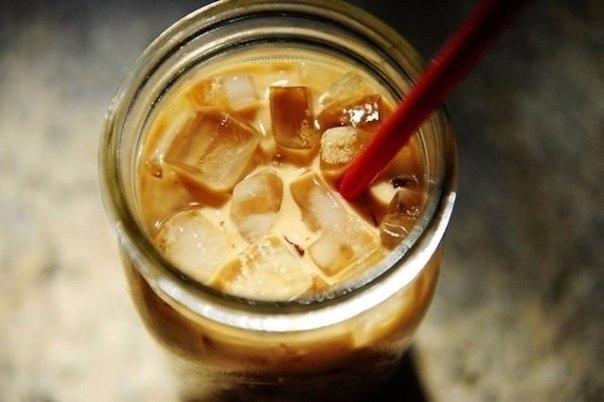 Іced coffee по англійські!Для рецепта