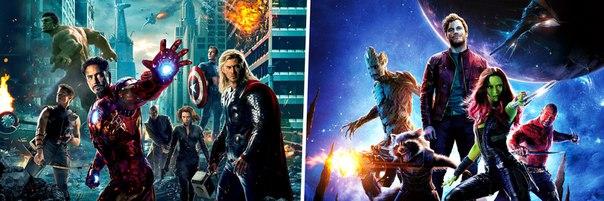 Лучший фильм Marvel Studios