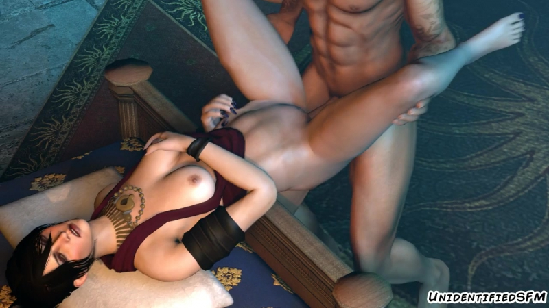 Dragon Age | Morrigan | 18+