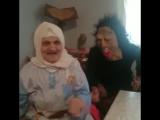 Напугал бабушку