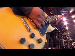✩ Песня Виктора Цоя ПЕРЕМЕН звучит на Красной площади 12 июня 2015 Группа Кино