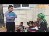 #AzattyqTV: Ақорда алдында ұсталу