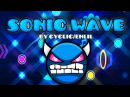 Geometry Dash Sonic Wave by Cyclic