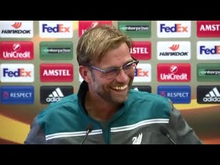 Jürgen Klopp Pre Kazan Press Conference Full 19 minutes HD - Liverpool vs Rubin Kazan Preview